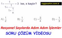 rasyonel sayılarda adım adım işlemler soru çözüm videosu