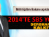 2014′te SBS YOK, MERKEZİ YAZILI SINAV VAR!