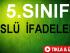 5.SINIF ÜSLÜ İFADELER