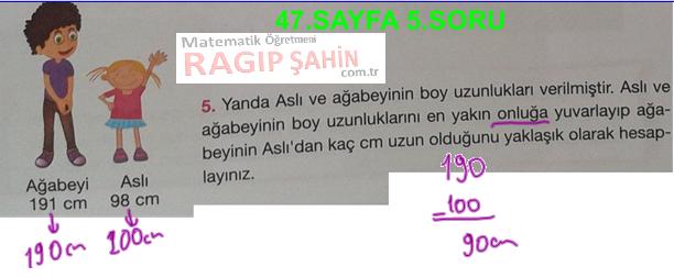 5.sınıf sayfa 47.5