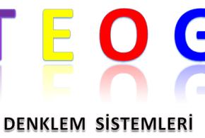Denklem Sistemleri
