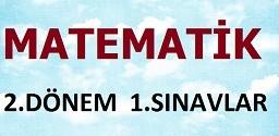 2014-2015 2.DÖNEM 1.SINAVLAR – indir