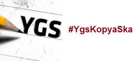 #YgsKopyaSkandalı