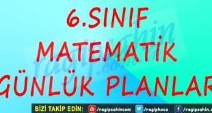 6.sınıf-matematik-günlük-planlar