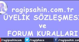 ragipsahin.com.tr-üyelik-sözleşmesi