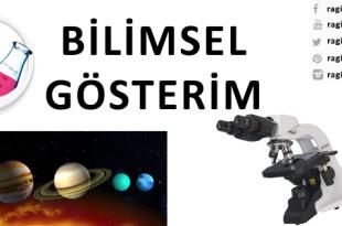 BİLİMSEL-GÖSTERİM