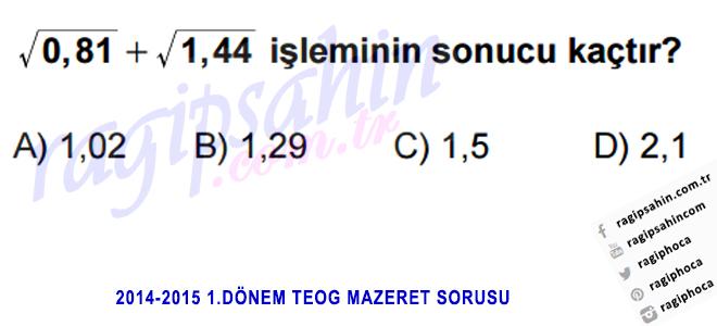 KAREKÖKLÜ-30